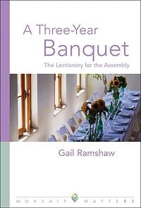 Cover of A Three Year Banquet