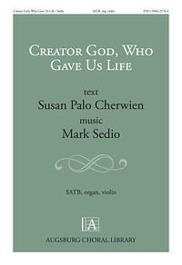Cover of Creator God Who Gave Us Life