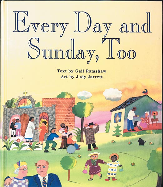 Cover of Every Day And Sunday Too
