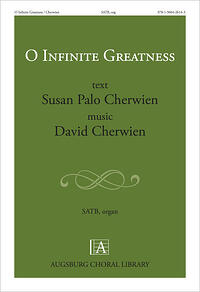 Cover of O Infinite Greatness