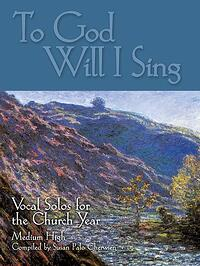 Cover of To God Will I Sing